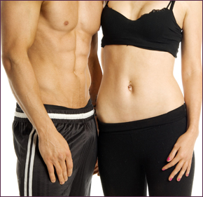 After weight loss surgery for men and women